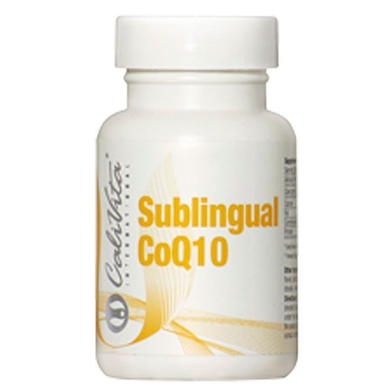 Sublingual Co Q10 (30 capsule)
