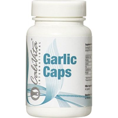 Garlic Caps (100 capsule)