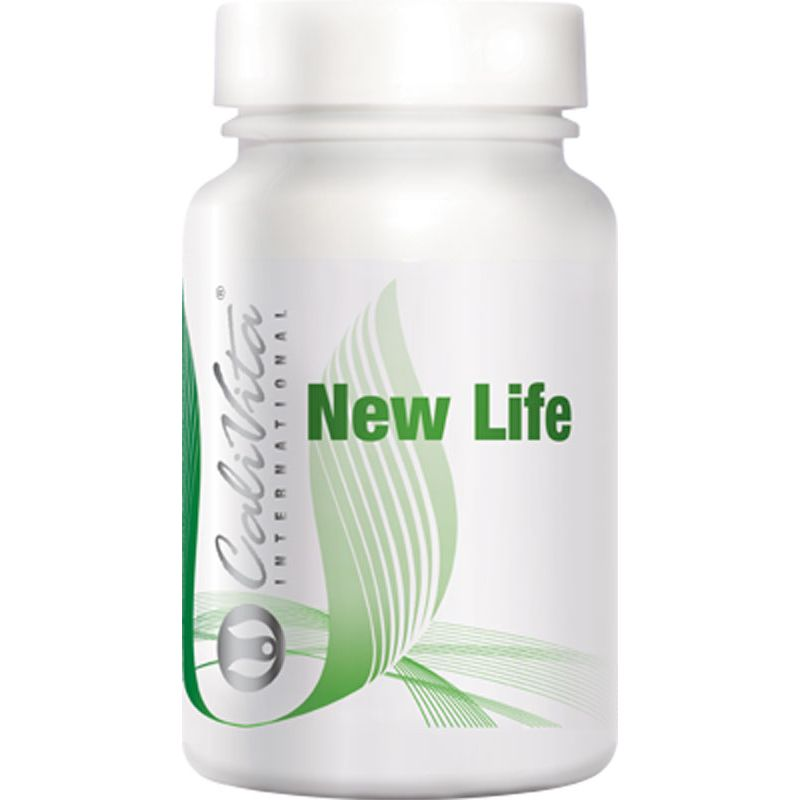 New Life Multivitamin (120 tablete)