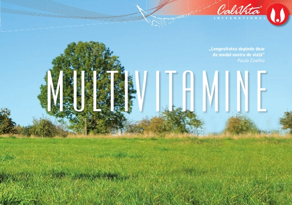 Multivitamine Calivita