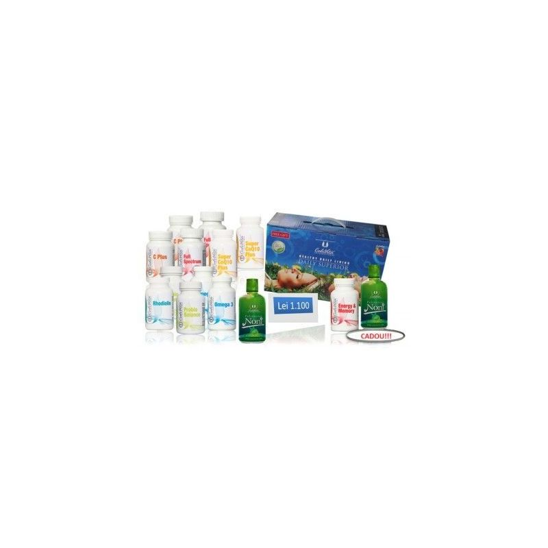 Calivita Daily Essentials Superior Pack