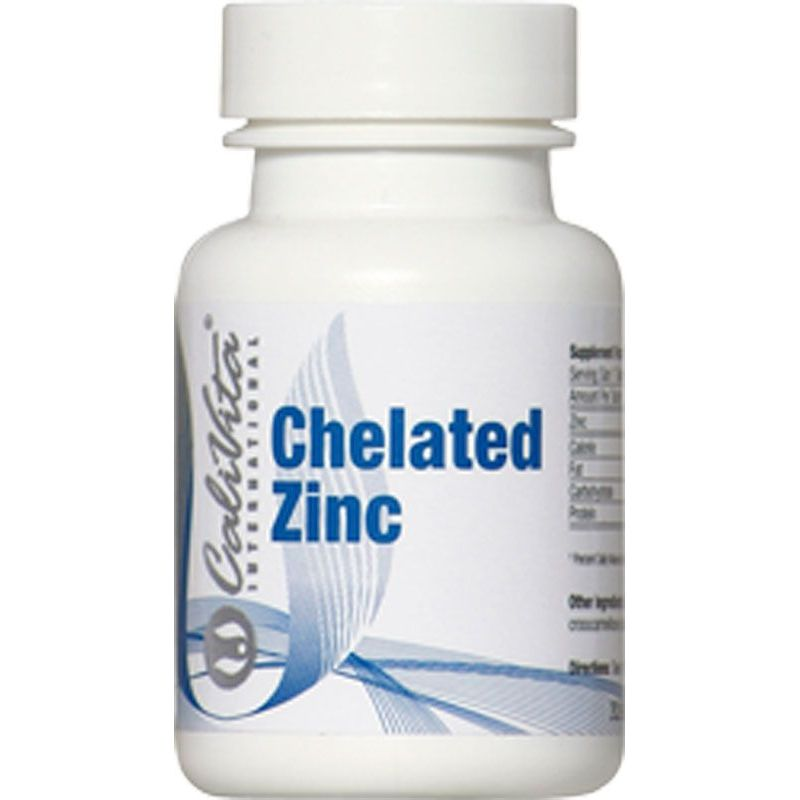 Chelated Zinc (100 tablete)